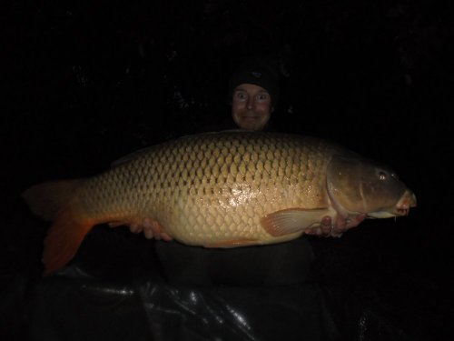 19,7kg, Boilies Black and White