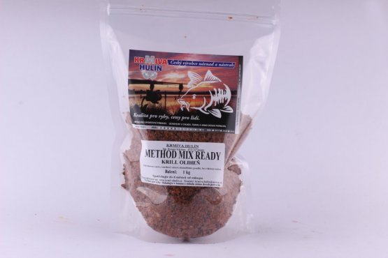 Method mix Ready - KRILL OLIHEŇ 1 kg