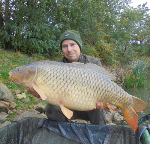 20,7kg, boilies Black and White