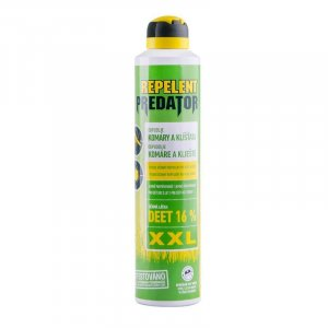 Repelent PREDÁTOR XXL - 300 ml - spray