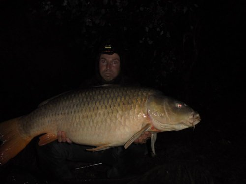 19,1kg, Boilies Black and White