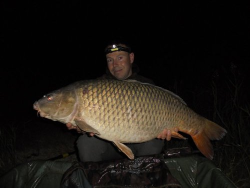 17,3kg, boilies Black and White