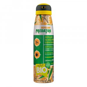 Repelent PREDÁTOR BIO - 150 ml - spray